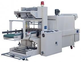 Automatic Shrinkwrap Machine