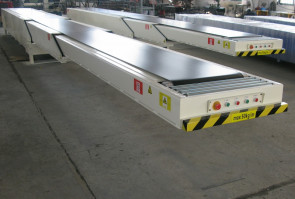 Truck loading Unloading systems