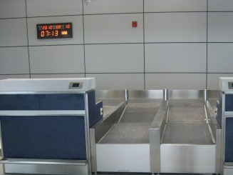 Checking counters