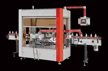 High Speed Labeling Machine