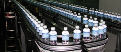 Stainless Steel Flexible Slat Chain Conveyors System