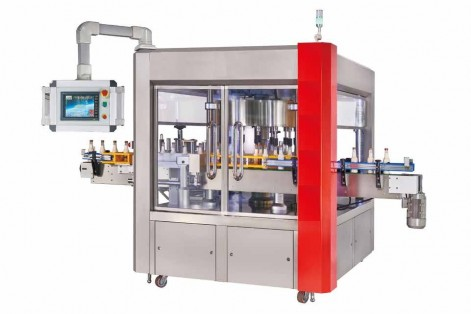 Rotary Labeling Machine