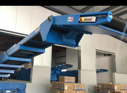 Telescopic Conveying systems